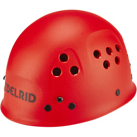 Edelrid Ultralight Hjelm, red